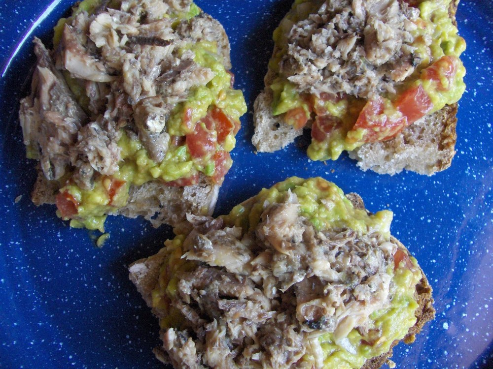 Sardines and Guacamole for Lunch? (1/2)